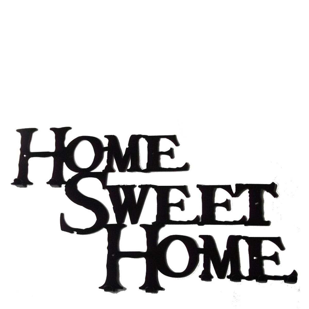 Wieszak na ubrania xl briso design home sweet home hsh xl sklep Home ubrania