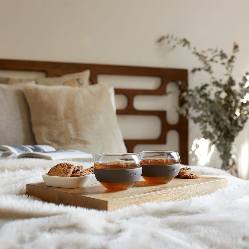 Lekue Calm at home filiżanki do herbaty, 2 szt.