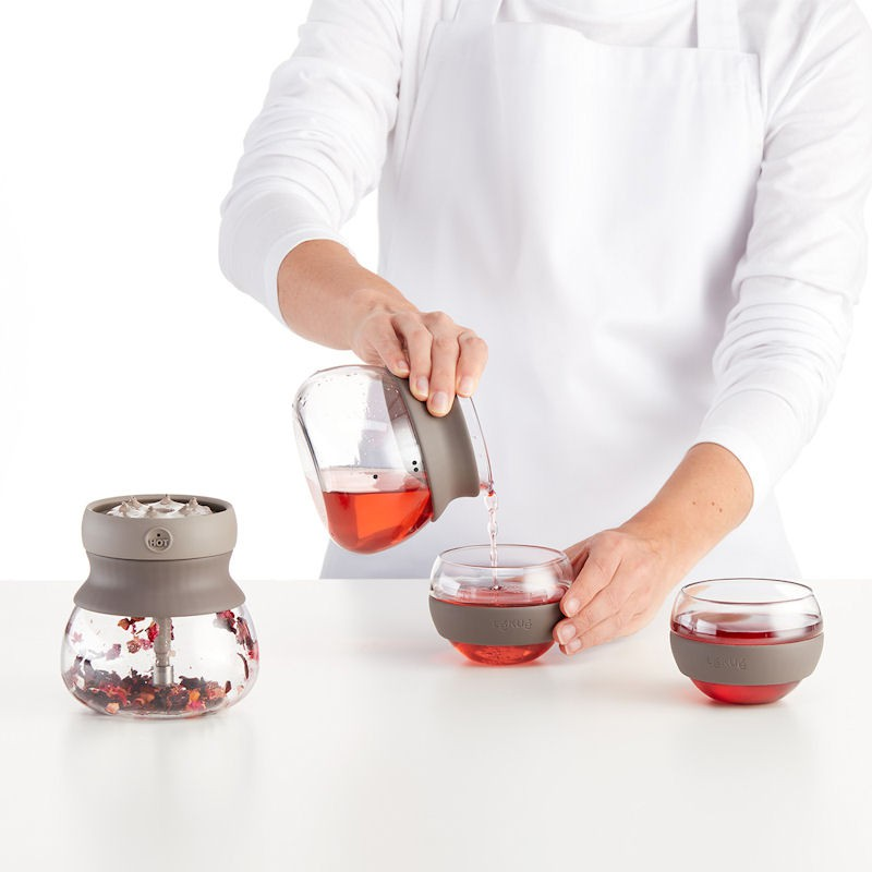 Lekue Calm at home zestaw do herbaty