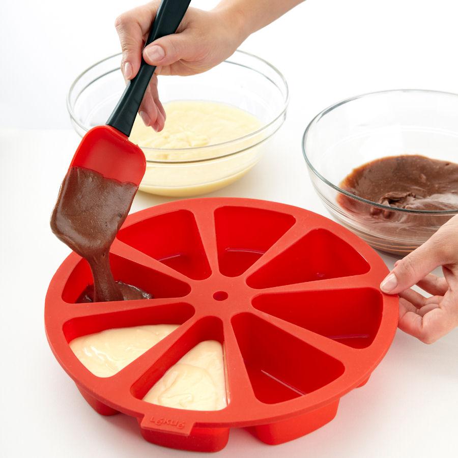 Lekue forma do ciasta w porcjach