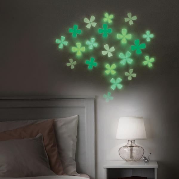 UMBRA Wallflower Glow dekoracja ścienna