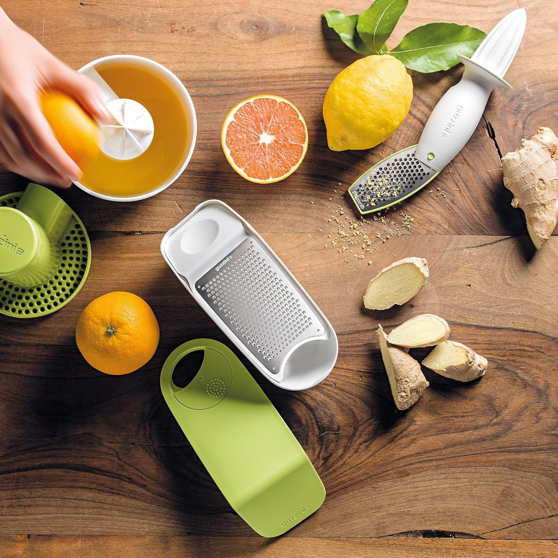 Guzzini Kitchen Active Design wyciskarka do cytrusów z tłokiem