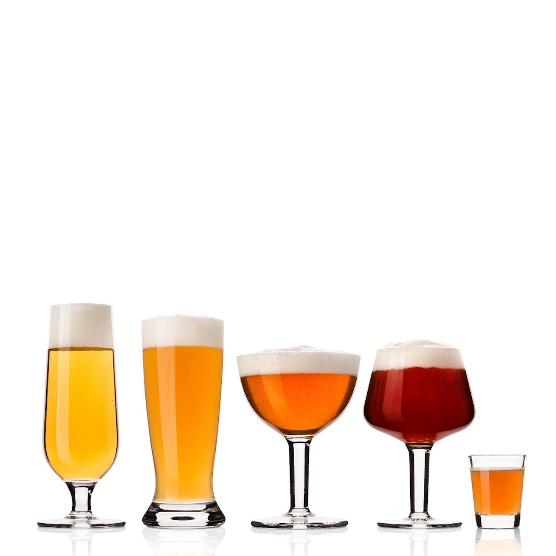 Vacu Vin zestaw do degustacji piwa