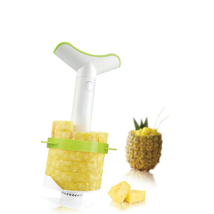 Tomorrows Kitchen Pineapple Slicer narzędzie do wycinania ananasa z krajaczem