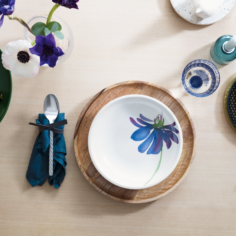 Villeroy & Boch Artesano Flower Art Talerz głęboki
