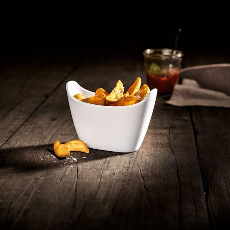 Villeroy & Boch BBQ Passion zestaw 4 miskek na ziemniaki