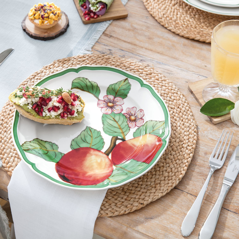 Villeroy & Boch French Garden Modern Fruits talerz