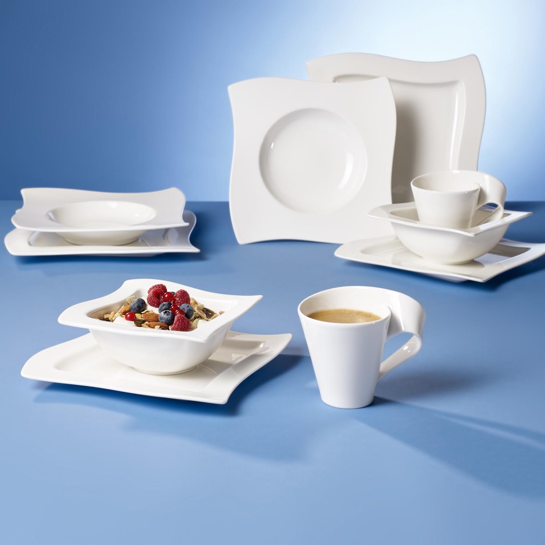Villeroy & Boch New Wave Zestaw obiadowy 10 elementów