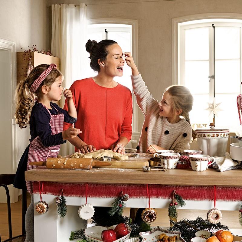 Villeroy & Boch Winter Bakery Mała foremka do babki