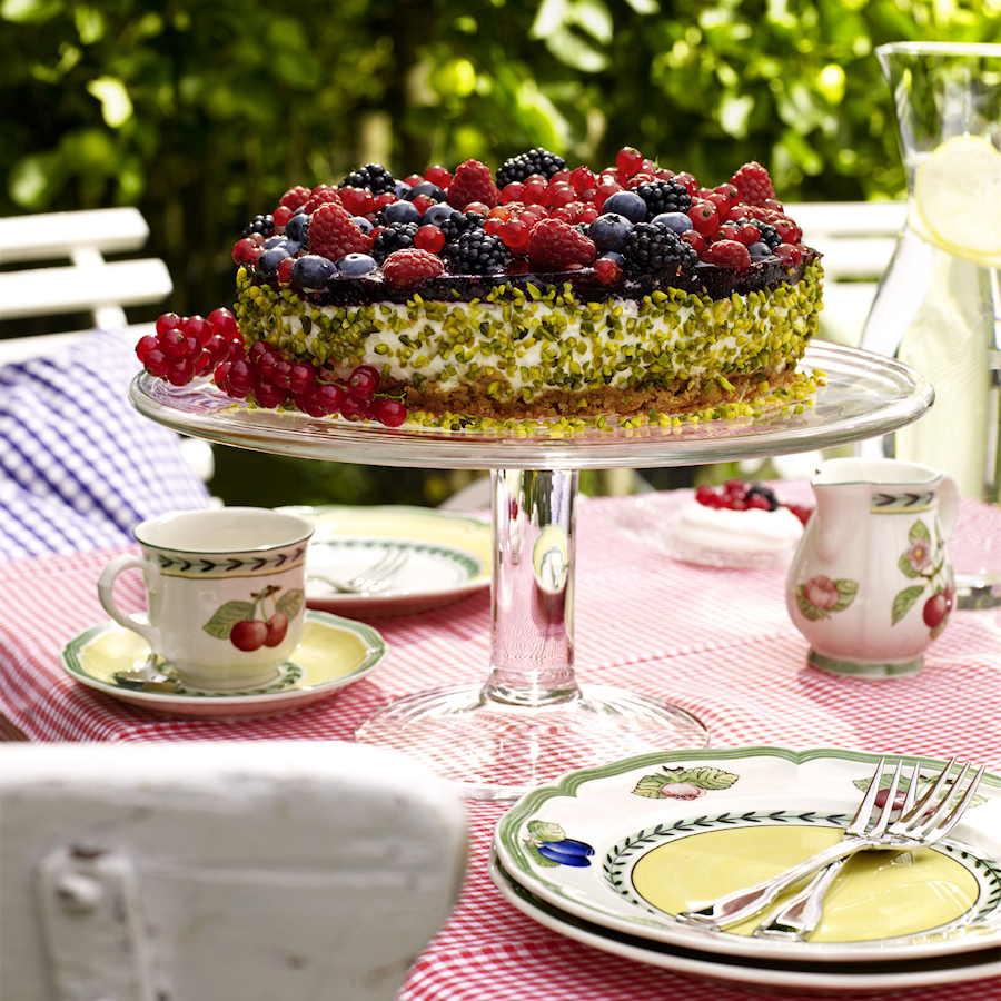 Villeroy & Boch French Garden zestaw talerzy obiadowych, 6 szt