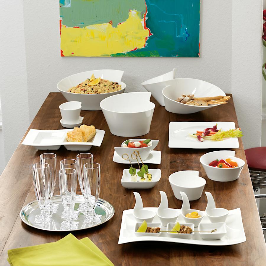 Villeroy & Boch New Wave zastawa stołowa, 30 elementów