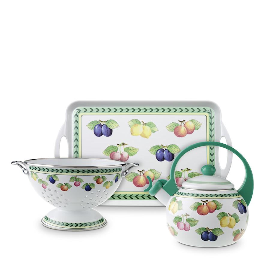 Villeroy & Boch French Garden Kitchen czajnik z gwizdkiem