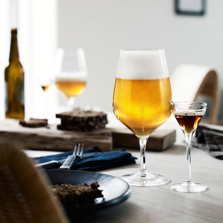 HolmeGaard Cabernet Zestaw 6 kieliszków do piwa