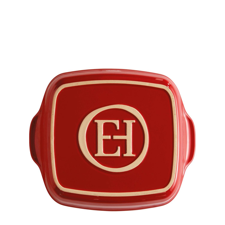 Emile Henry kwadratowe naczynie do zapiekania