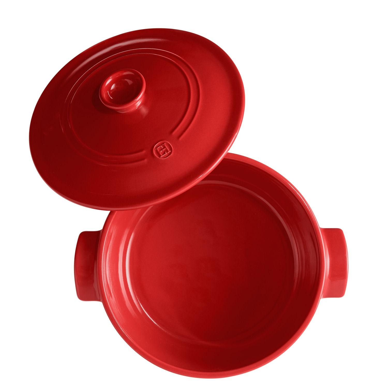 Emile Henry okrągły garnek ceramiczny