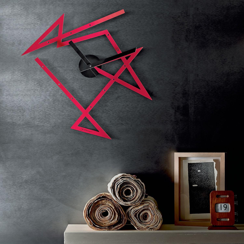 Alessi Time Maze zegar ścienny