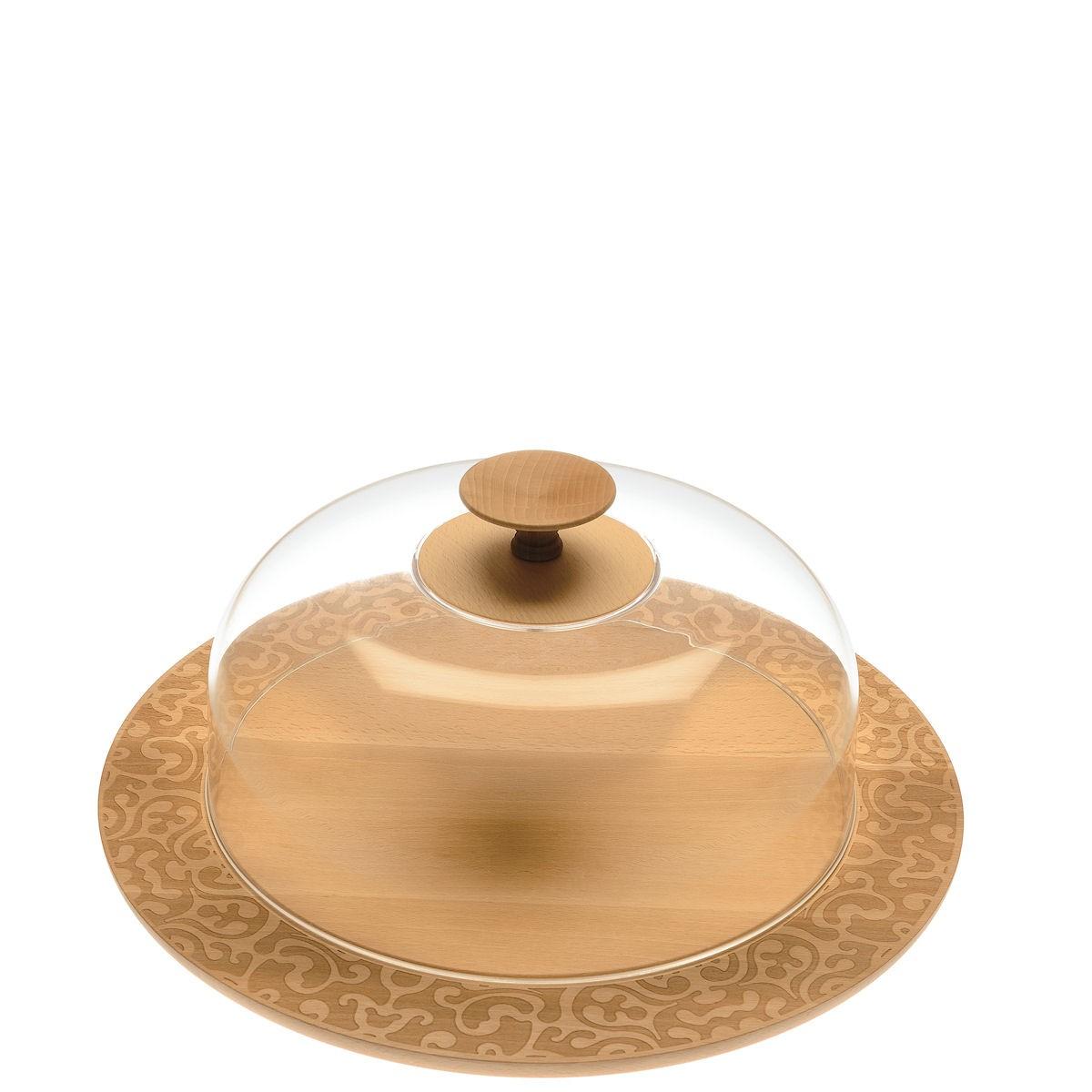 Alessi Dressed in Wood deska do serów