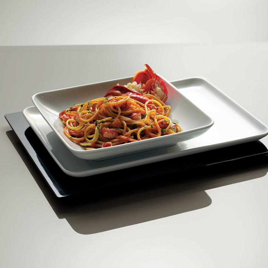 Alessi Programma 8 talerz do serwowania ryb i warzyw