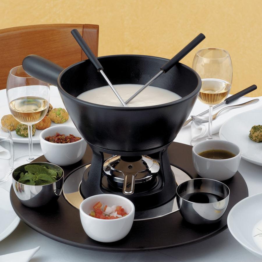 Alessi Mami zestaw do fondue