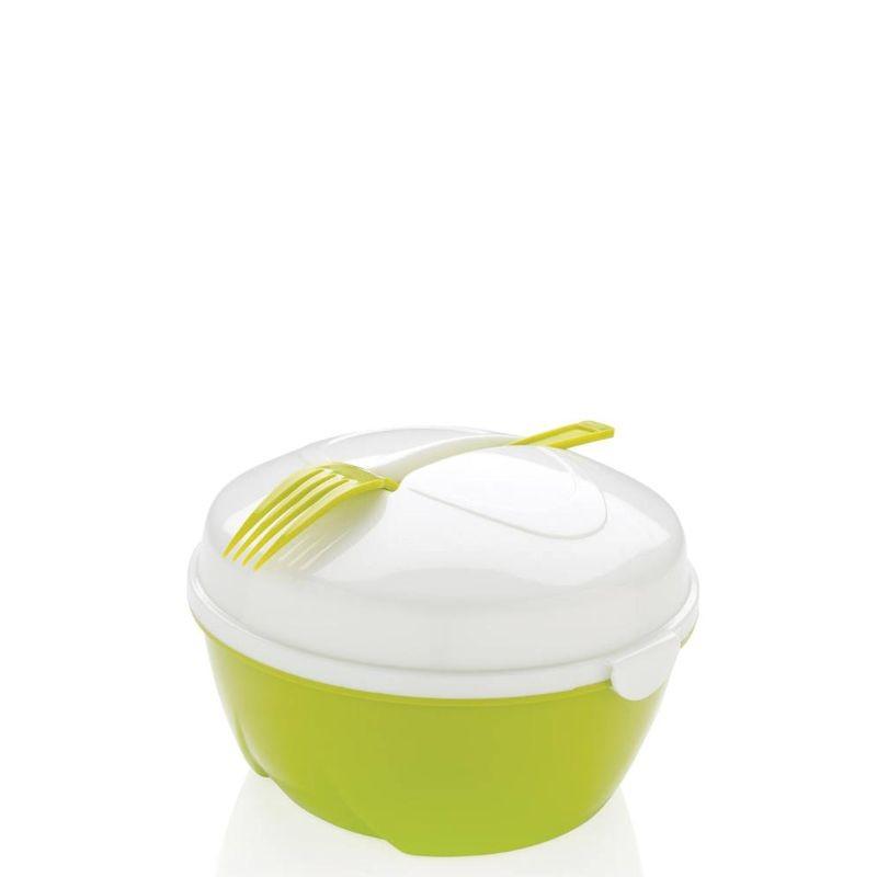 XDDESIGN Salad2go pojemnik na sałatkę z widelcem