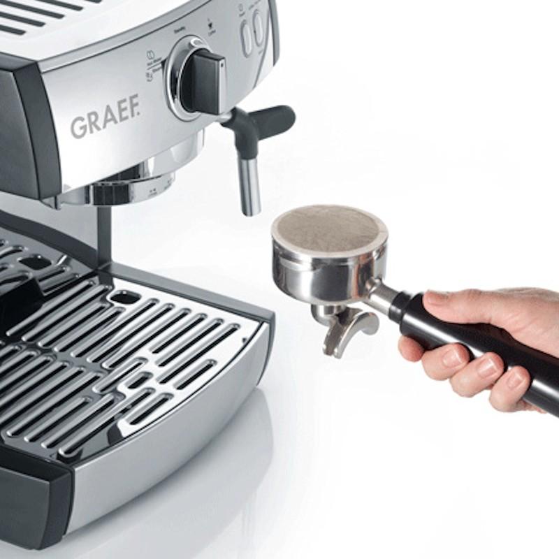 GRAEF GRAEF PIVALLA SET Zestaw ekspres i młynek do kawy