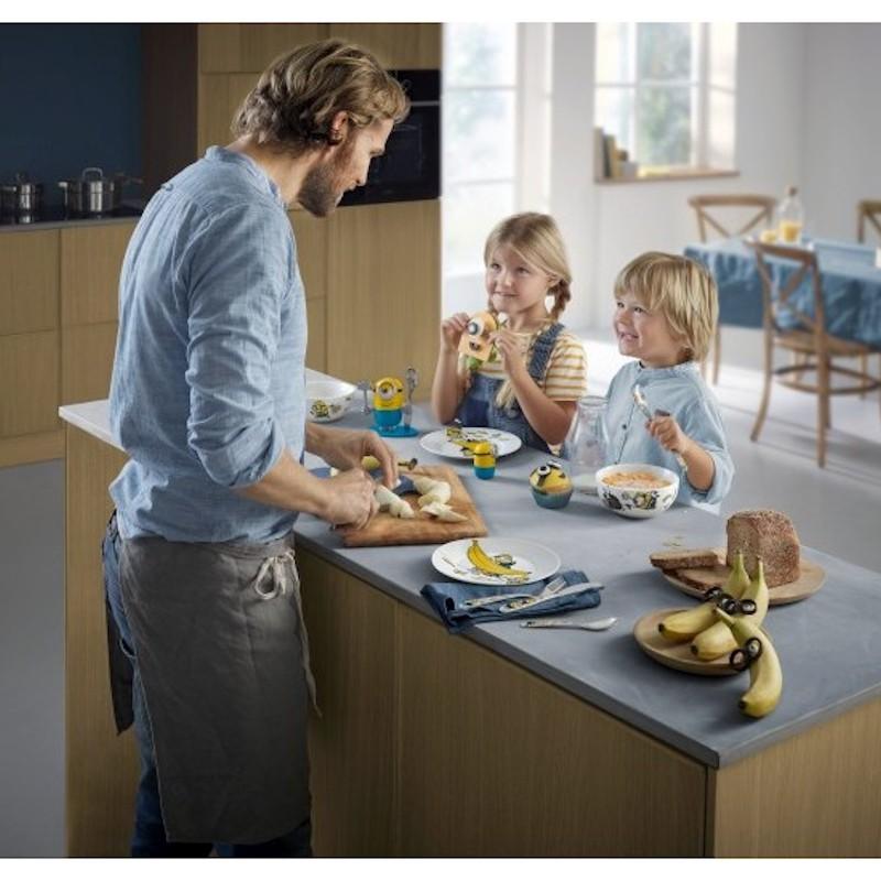 WMF Minionki Zestaw dla dzieci, 6 elementów