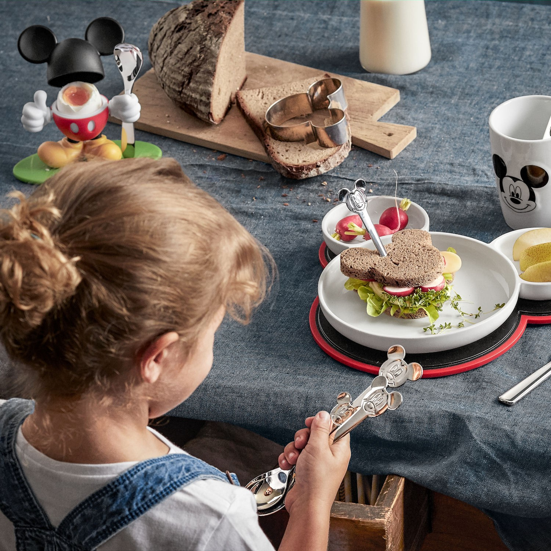 WMF Myszka Miki Zestaw dla dzieci 4 elementy