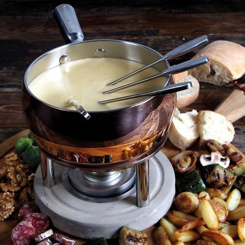 Boska Fondue Copper zestaw do fondue