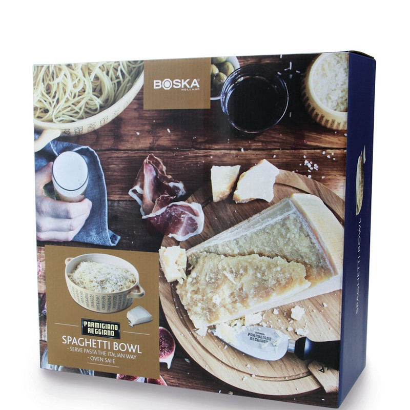 Boska Parmigiano Reggiano misa do spagetti