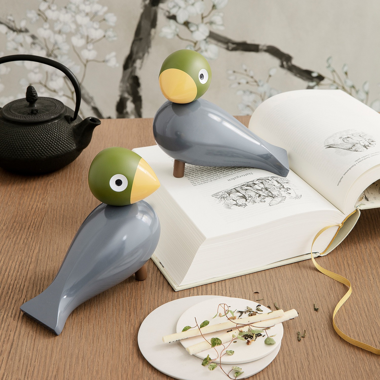 Kay Bojesen Songbird Figurka drewniana