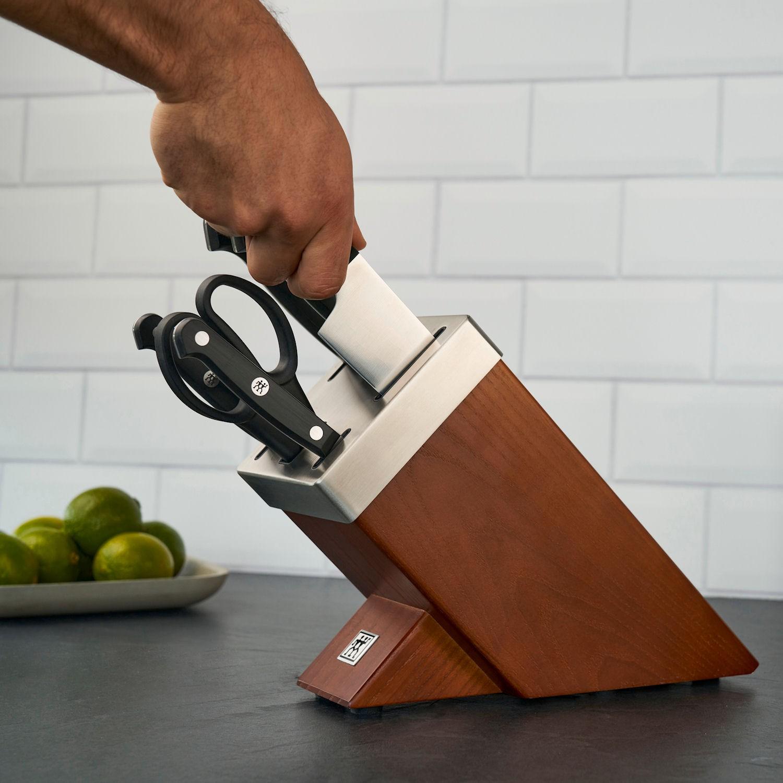 Zwilling Gourmet blok z nożami