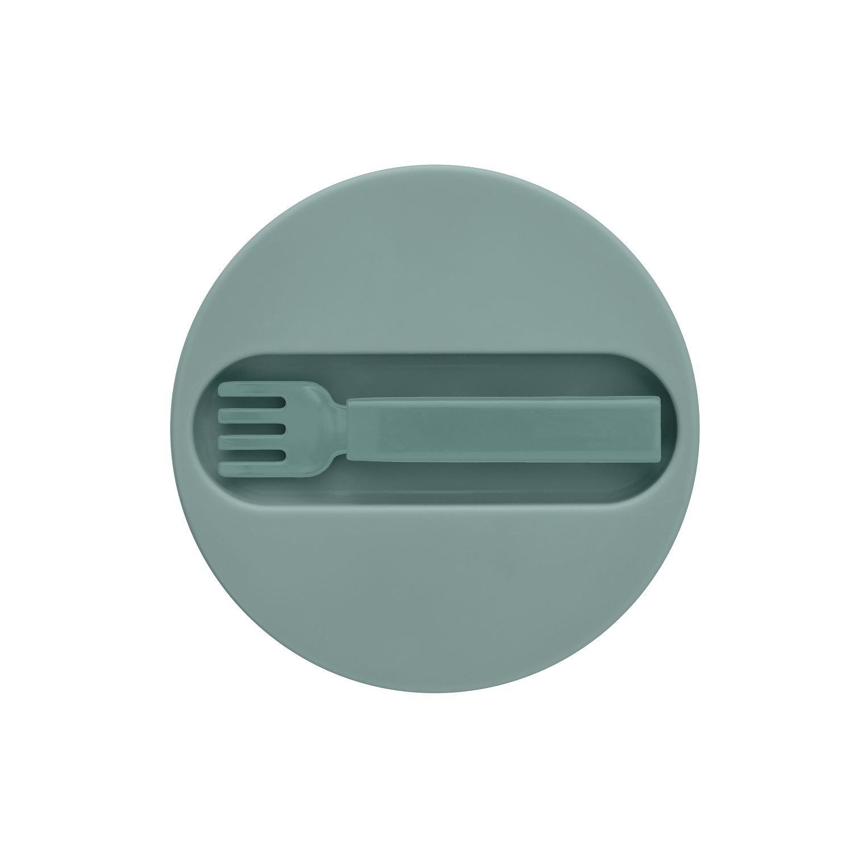 DESIGN LETTERS Homemade Lunchbox termiczny duży z widelcem