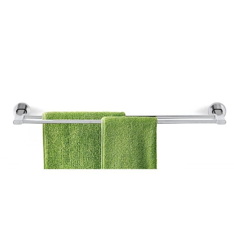 Blomus Areo Podwójny wieszak na ręczniki