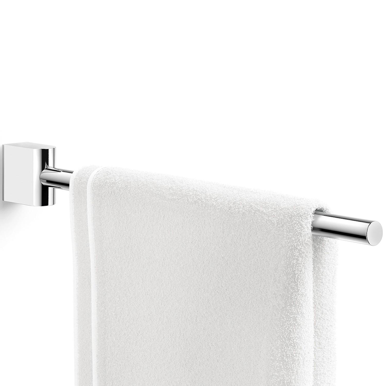Zack Atore długi wieszak na ręcznik, polerowany