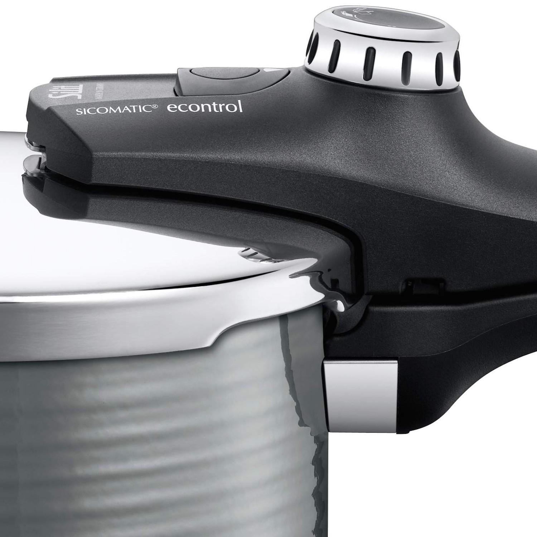 Silit Sicomatic- Econtrol Vision szybkowar ceramiczno-stalowy