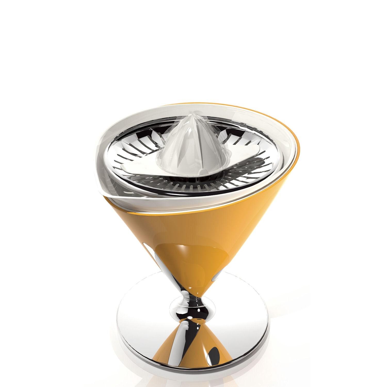 Casa Bugatti Vita wyciskarka do cytrusów, żółta