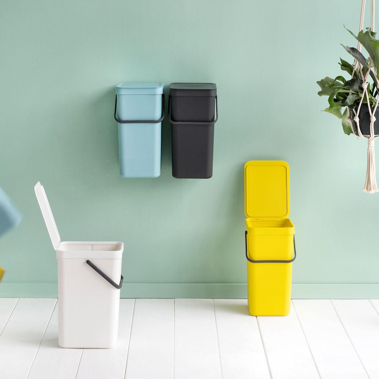 Brabantia Sort&Go kosz do segregacji odpadów