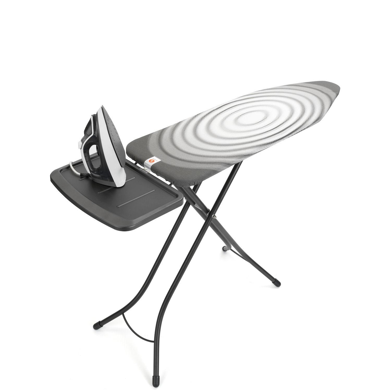 Brabantia Titan Oval deska do prasowania, generator pary