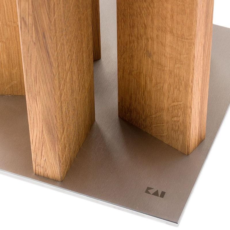 KAI magnetyczny stojak na 10 noży