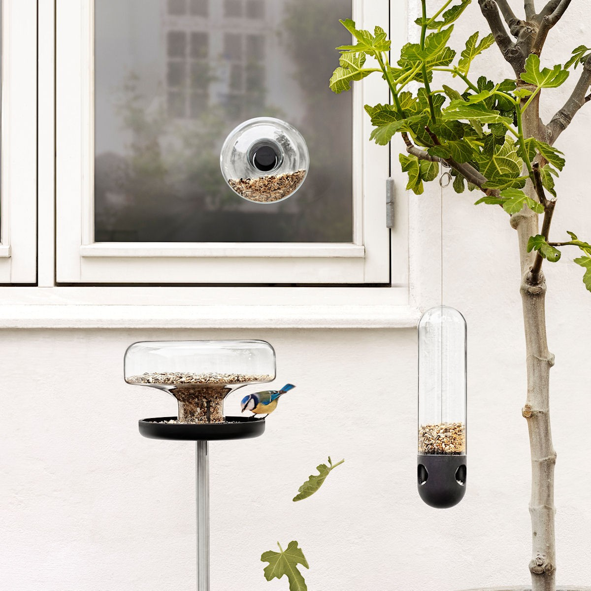 Eva Solo okienny karmnik dla ptaków