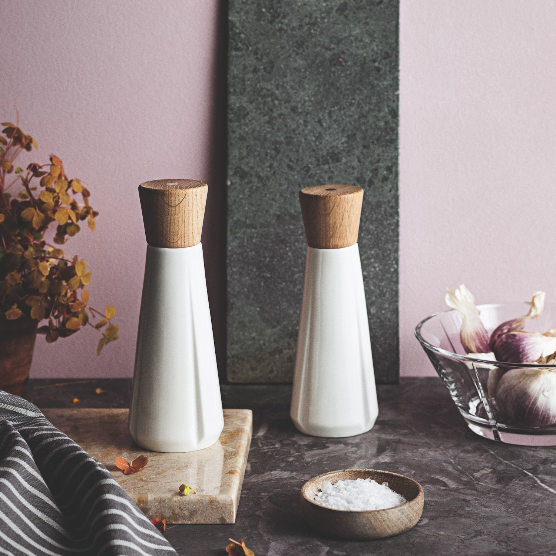 Rosendahl Grand Cru młynek do pieprzu porcelanowy