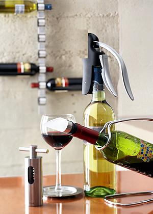 Kieliszki do wina.