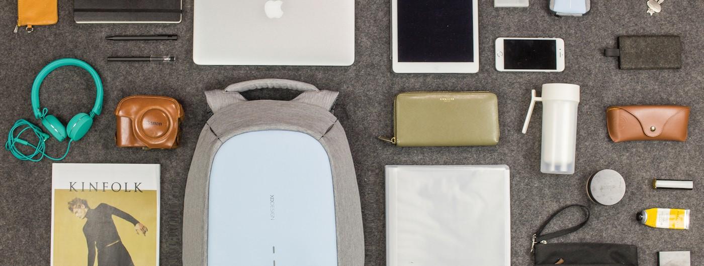 Powrót z wakacji - z bagażem designu