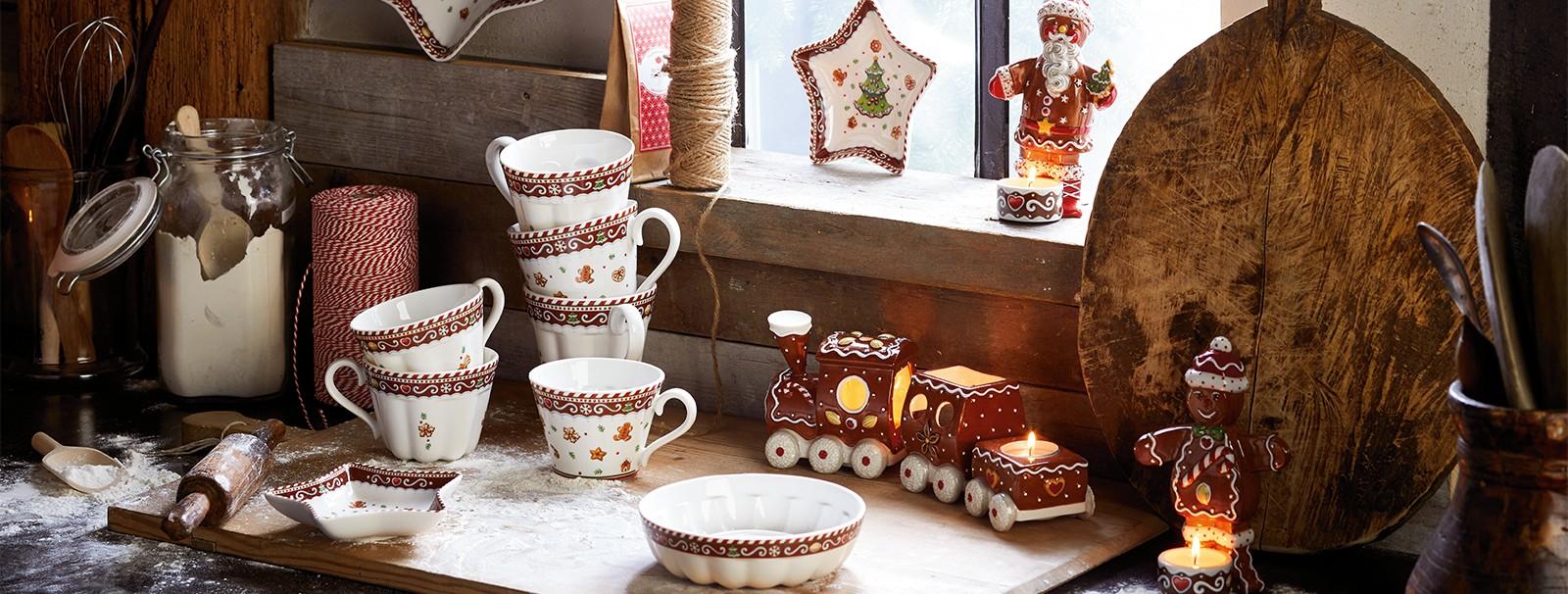 Świąteczne dekoracje Villeroy&Boch