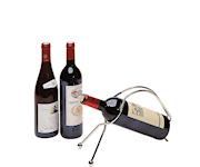 Stojaki na wino na butelki wina. Menu, Umbra, Legnoart, Blomus stojaki na wino