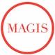 MAGIS Stool One Stool One krzesło barowe średnie, kolor czarny