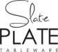 Slate Plate Natural Natural zestaw talerzy, 6 szt.