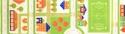 IVI Carpets Plansza do gry Plansza do gry Dywan Play - niebieski