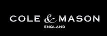 Cole & Mason Cheltenham Cheltenham komplet młynków elektrycznych do soli i pieprzu
