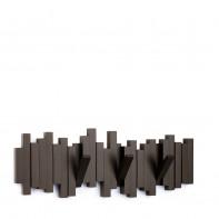 Sticks  listwa z wieszakami, espresso 318211-213